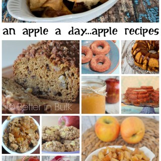 An Apple a Day – A Collection of Apple Recipes