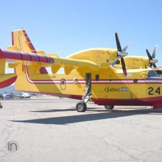 Super Scooper - LA County Fire Department - Van Nuys Air Tanker Base #FireAndRescue