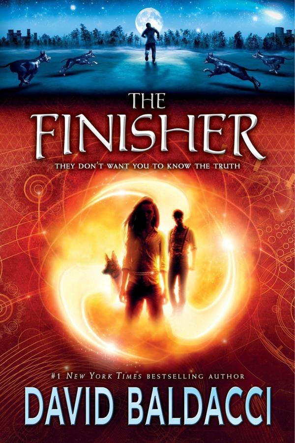 David Baldacci The Finisher
