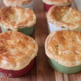 Beef Potpies Recipe by QVC's David Venable