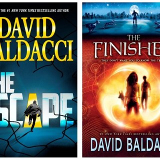 David Baldacci for the Whole Family #ReadBaldacci