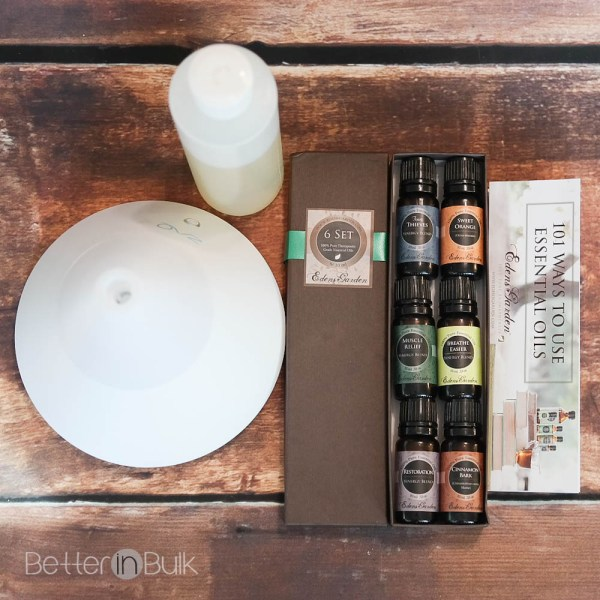 Essential Oils giveaway - My favorite things!
