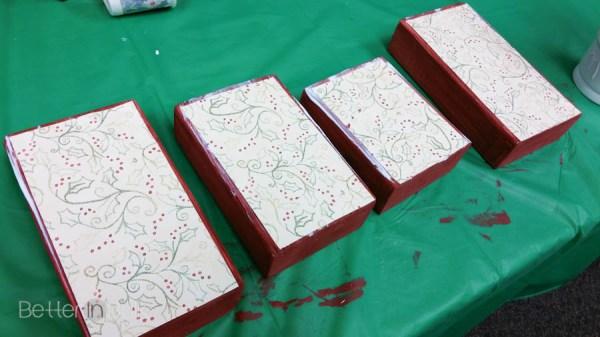 NOEL Christmas Craft