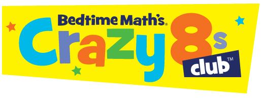 Bedtime Math Crazy 8s Club