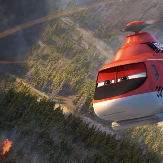 """PLANES FIRE and RESCUE"" BLADE RANGER."