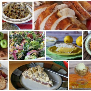 The Ultimate Thanksgiving Feast Recipe Collection #Foodie
