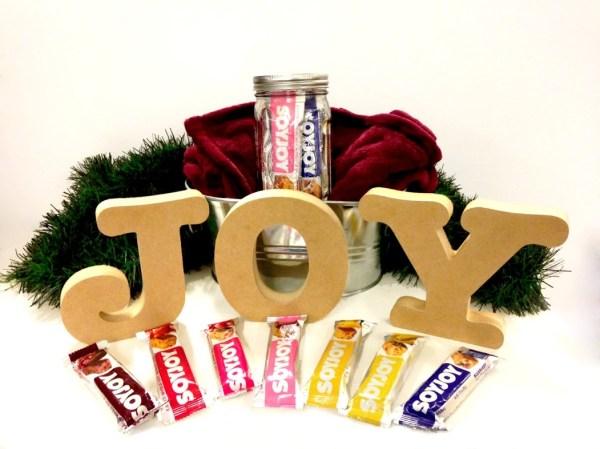 SOYJOY BUCKET OF JOY giveaway
