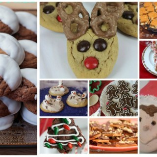 The Ultimate Christmas Cookie Exchange {40+ Recipes}