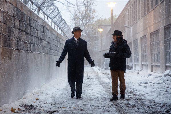 Spielberg Cold War Spy Thriller
