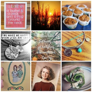 This Week on Instagram – Give Me Your Best Shot #PSF