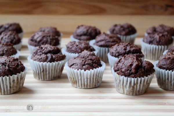 Weight Watchers Chocolate Pumpkin Muffins