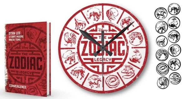 The Zodiac Legacy Prize Pack