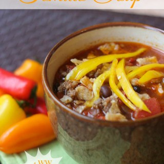 Italian Sausage and Tomato Soup {Groundhog Day Recipe}