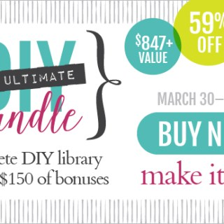 The Ultimate DIY Bundle