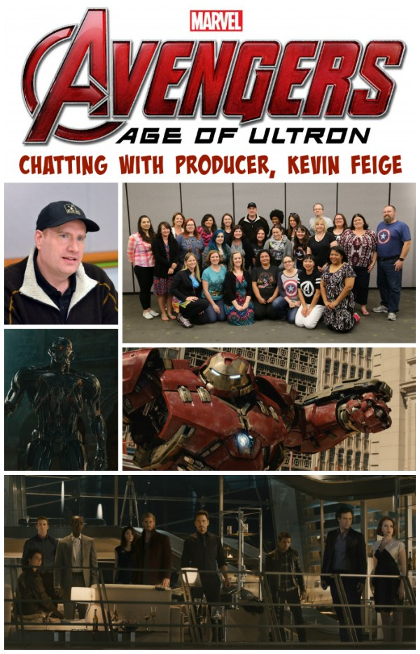 Chatting with producer, Kevin Feige About Avengers Age of Ultron