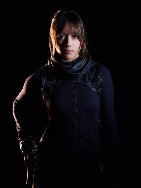 """ABC's """"Marvel's Agents of S.H.I.E.L.D."""" stars Chloe Bennet as Skye. (ABC/Florian Schneider)"""