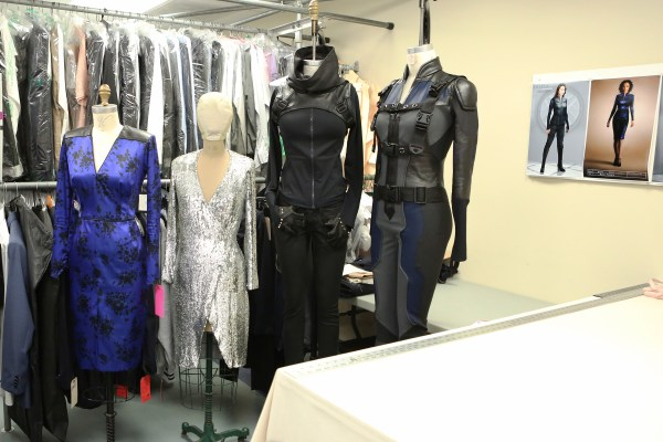 Costuming - MARVEL'S AGENTS OF S.H.I.E.L.D. - Bloggers event (ABC/Adam Taylor)