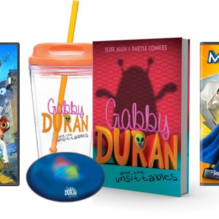 Gabby Duran and the Unsittables #GabbyDuran