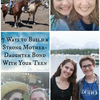 7 Ways to Build a Strong Mother-Daughter Bond With Your Teen #PlaytexSportSquad