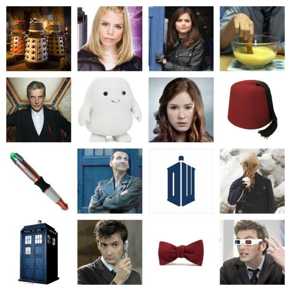 Doctor Who Bingo 8