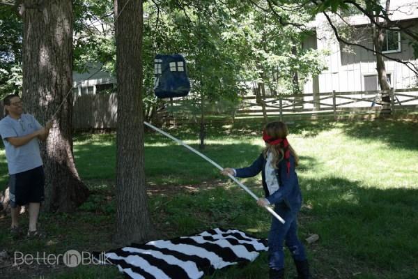 Doctor Who Piñata