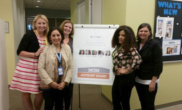 Invisalign mom advisory board 2015