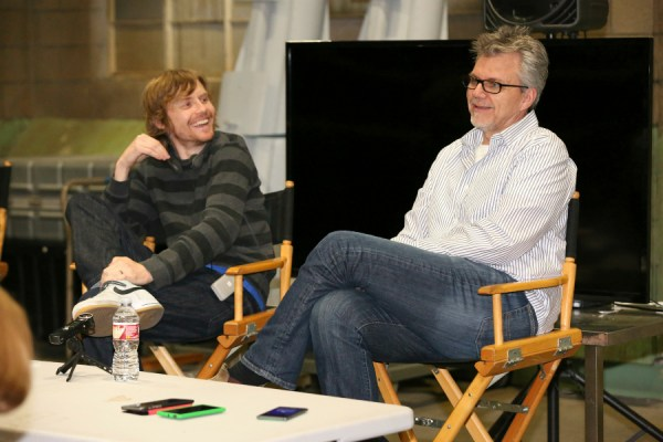 Jed Whedon & Jeff Bell | Photo by ABC/Adam Taylor