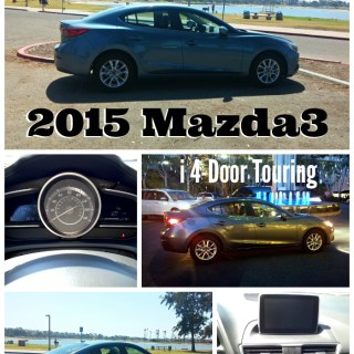 2015 Mazda3 i 4-door Touring