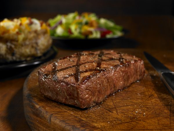Outback Steakhouse Flat Iron Steak WFG
