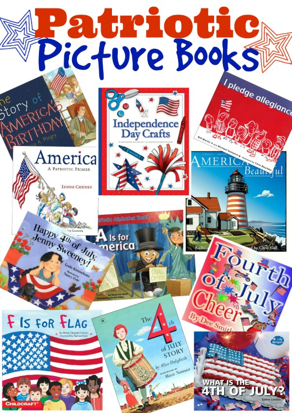 Patriotic picture books