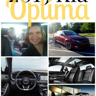 2015 Kia Optima Review