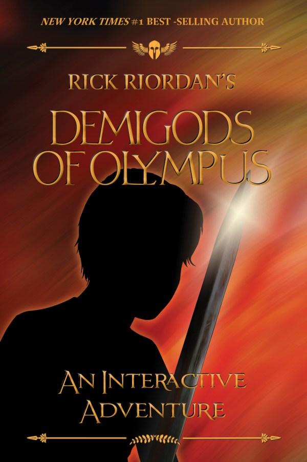 Rick RIordan Demigods eBook