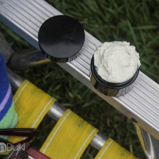 homemade sunscreen with essential oils recipe