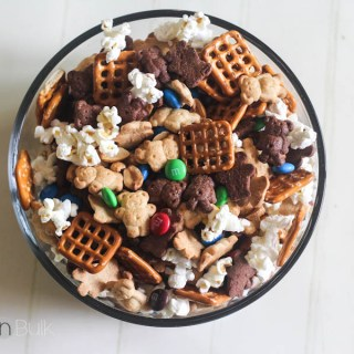 Honey Maid teddy graham snack mix