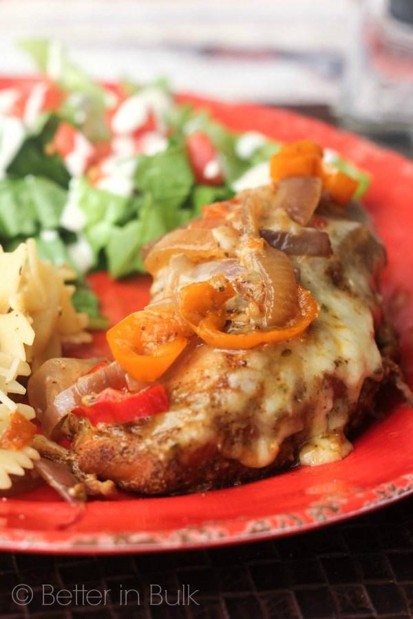 Slow Cooker Pepper Jack Chicken-7