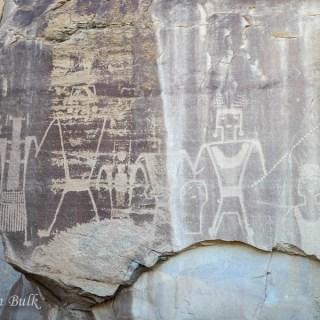 McConkie Ranch Petroglyphs - Vernal, Utah