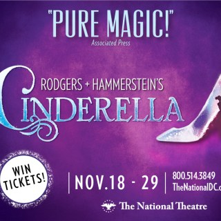 See Rodgers + Hammerstein's CINDERELLA at the National Theater