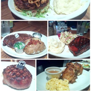 Wood Ranch BBQ & Grill Restaurant Review