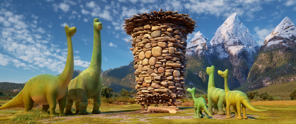 THE GOOD DINOSAUR review at Food Fun Family