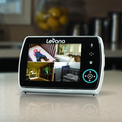 Keera 2 Camera Baby Video Monitor Review-2