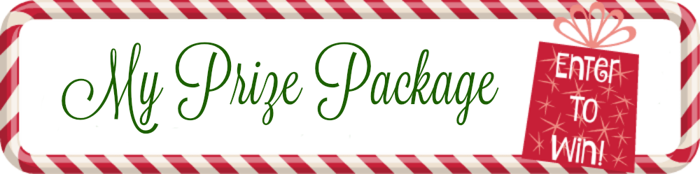 My Favorite Things Giveaway - My Prize Package ENTER TO WIN