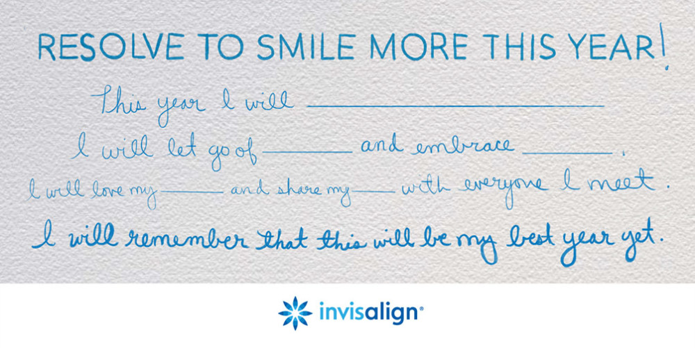 Resolve to Smile More This Year