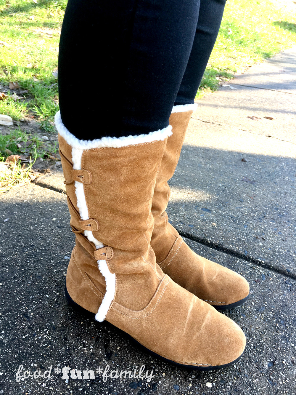 Comfortable Shoes for Travel Aerosoles boots at Food Fun Family