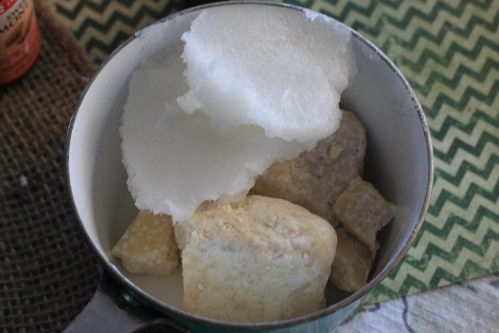 Frankincense & Orange Whipped Body Butter