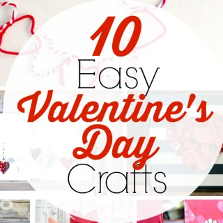 10 Easy Valentine's Day Crafts for Adults