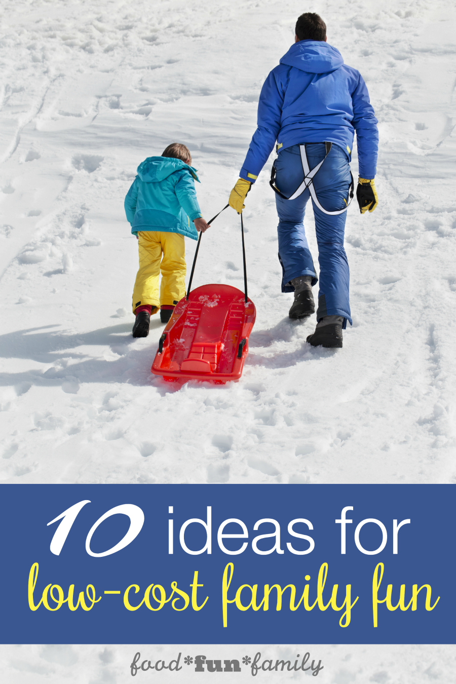 When it comes to having fun, it can be expensive to take your family out for a night on the town. However, it's so important to spend time together as a family because it brings you closer than ever. If you're looking for ways to bring your family close together, check out these 10 ideas for low cost family fun.