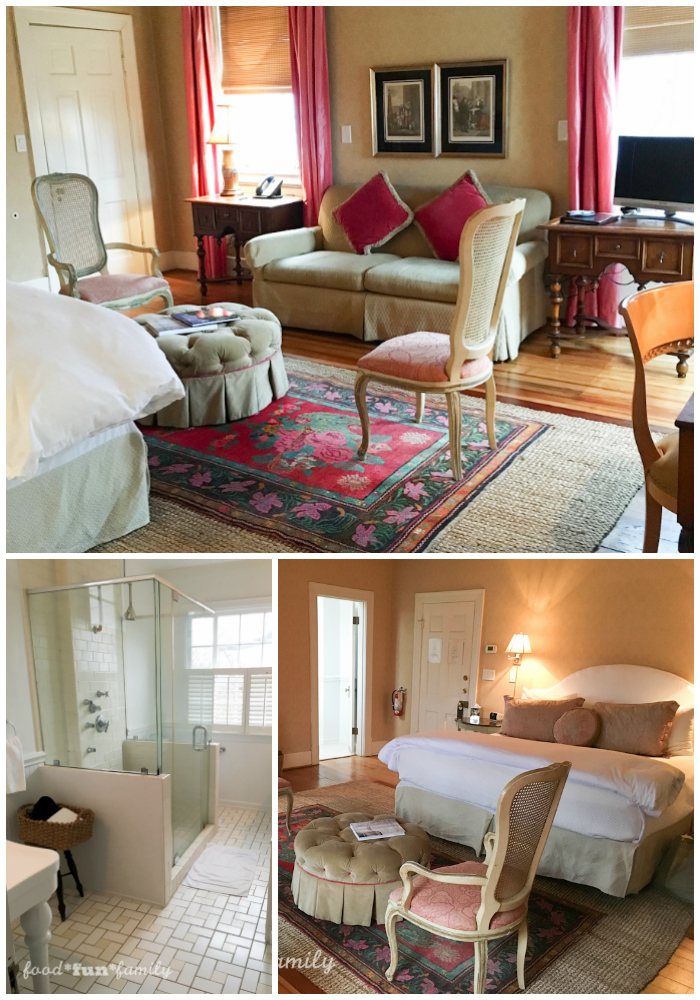 Clifton Inn in Charlottesville, Virginia - a historical inn built in 1799. Visit for a relaxing getaway and the best food of your life!
