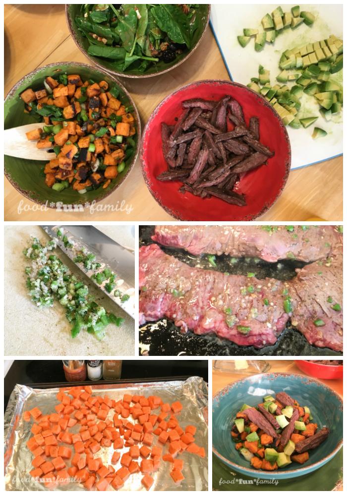Terra's Kitchen Southwest Steak