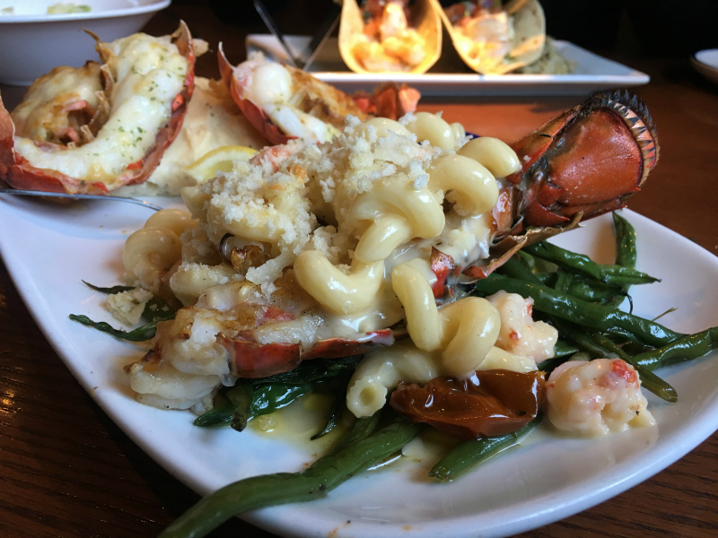 Red Lobster: The Perfect Place for a Date Night