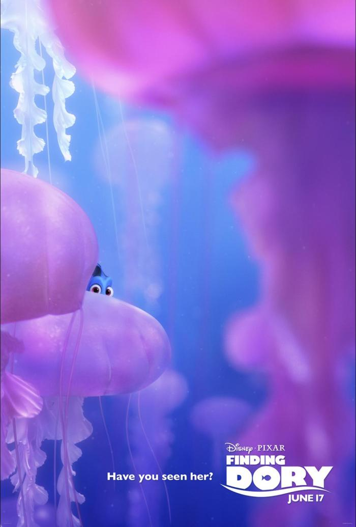 Finding Dory Activity Sheets and Coloring Pages